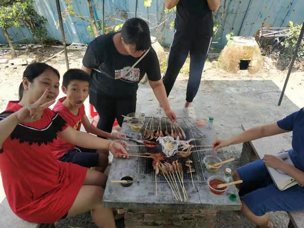 2019星星语国庆假期亲子烧烤活动