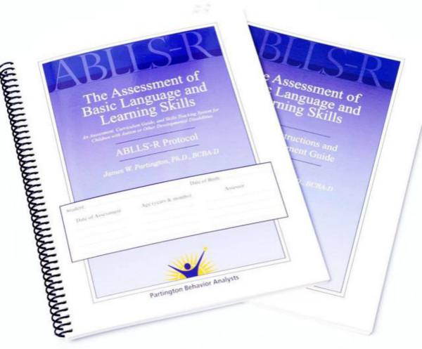 ABLLS-R评估0-12岁